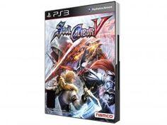 SoulCalibur V para PS3 - Namco