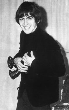 George Harrison (big smile)