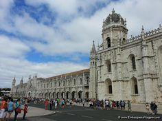 Um dos cartões postais de #Portugal, #Lisboa é uma viagem imperdível!