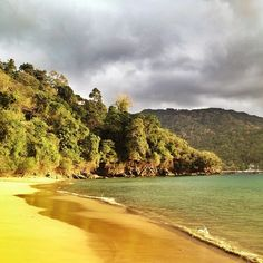 Thanks to Kasper Dohlmann for the photo! — at Pirate Bay, Charlotteville - Tobago.
