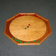 This Instructable will show you how to build your own Crokinole game board.  Crokinole is a dexterity game which originated in Canada in the 1870's and has...