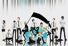anime poster durarara - Google Search