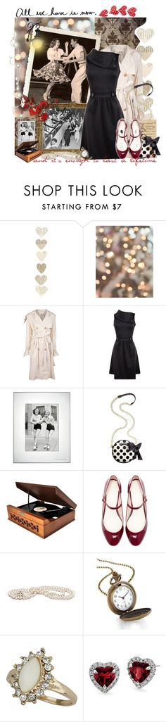 """""""memories light the corners of our minds"""" by a-string-of-pearls ❤ liked on Polyvore featuring Andy Warhol, Lanvin, Kate Spade, Betsey Johnson, Pyle, Zara, Topshop and Blue Nile"""
