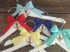 Disney Themed Hangers Are Perfect To Display That Special Something In Your…