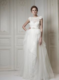 U.S. debut of Ersa Atelier collection at Dimitra's Bridal Chicago!  March 21-24, info@dimitrasbridal.com
