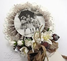 Live & Love Crafts' Inspiration and Challenge Blog: DT Member Tracy