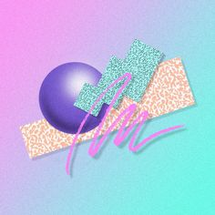 Design Since 86 1980s Art, 80s Neon, New Retro Wave, 80s Theme, 1980s Design, 80s Aesthetic, Memphis Design, Patrick Nagel, Collage