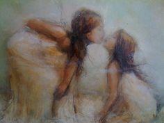 Andrea Burden painting