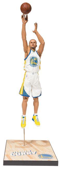 Stephen Curry (Golden State Warriors) NBA 28 McFarlane