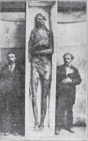 The Nephilim Chronicles: Fallen Angels in the Ohio Valley: The Smithsonian Institute and the California Giant Mummy Coverup