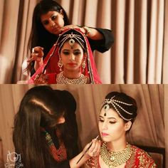 #workmode #behindthescenes #bridalmakeup #indianwedding #indianbride #wedding #candidweddingphotography #candidmoments #workinprogress #bridetobe #anjumbhardwajmakeup #mywork #mymakeup #lovemakeup #makeupartist #makeupartistcommunity #lovemyjob  http://ift.tt/1r2ISvM by anjumbhardwajmakeup
