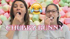 Chubby Bunny Challenge ft. Luana | Sissy's Creations