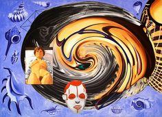 David Salle en Exposición del Museo Reina Sofía: Máquinas y Almas, arte digital y nuevos medios, se exponen obras en que se suma tecnología, misterio, emoción y belleza. El arte digital nos demuestra algo que ya se va concretando en una merecida realidad: la aceptación y valoración hacia la creación artística realizada con algún tipo de tecnología, ya sea como soporte, como elemento de desarrollo, como forma de conocimiento e investigación, o como un camino nuevo  de crear y de sentir.