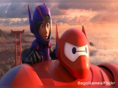 Life Lessons from the movie Big Hero 6