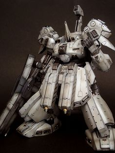 HGUC 1/144 The-O scratch build by Zeno - Gundam Kits Collection News and Reviews