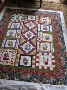 Great Quilt. Visit here for more quilt patterns. http://onlinequiltingclassesmembership.ning.com/