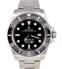 Watchdeal KG - Rolex Sea Dweller 4000 Ref.116600 alle Folien, LC 100 3 J.Gar.