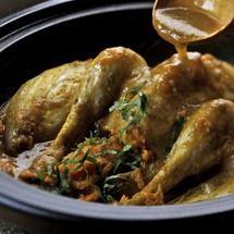 Recepten - Tajine van kip met witloof - Kip. Heel lekker!!