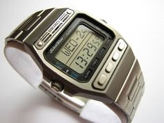 Vintage Seiko Watches, Retro Watches, Watch 2, Apple Watch, Stylish Watches, Watches For Men, Nerd Chic, Computer Basics, The Last Laugh