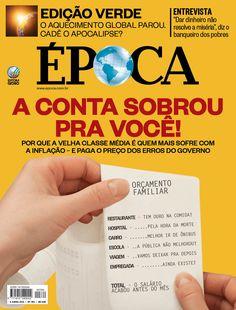 Edição 784 de ÉPOCA - A conta sobrou pra você!