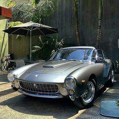 Utterly gorgeous Ferrari 250 GT Lusso • @RMsothebys @carvoyage #DriveVintage