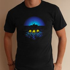 Three Barrels - Gonna need a bigger boat! Geeky t shirt - inspired by Jaws £18 from lastexittonowhere.com
