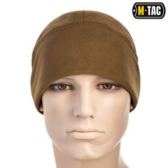 Tactical Hat Windproof Fleece 380 Mesh Watch Military Skull Cap Beanie -  Coyote Brown - CI189UY5WLI f2acf00529