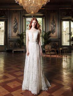YolanCris | CARDAMOMO vestido novia