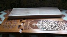 Support Wood Design, Wood Art, Muslim, Islamic, Ornament, Carving, Hat, Home Decor, Products