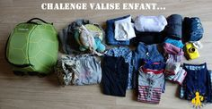 Préparation valise enfant: top astuce! | VOYAGES ET ENFANTS http://www.voyagesetenfants.com/valise-enfant-astuce-preparation