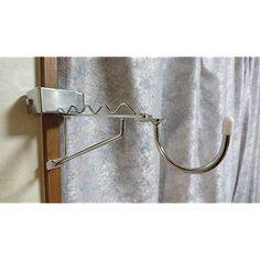 Amazon.co.jp : はさむんです 水平型 1セット2個入り 物干し 物掛けフック 室内 : ホーム&キッチン Bathroom Hooks