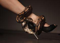 spike heels - null