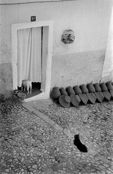 Henri Cartier-Bresson. PORTUGAL. Alentejo. 1955.