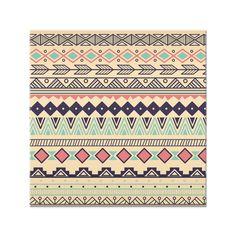 Azulejo Ornaments de Amanda Genose Borgesna Love Canvas, Canvas Prints, Art Prints, African Tribal Patterns, Amanda, Love Art, Cool Designs, Oriental, Vibrant Colors