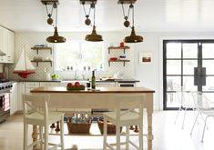 DIY kitchen island design
