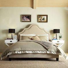 HomeVance Crestlake Bed Frame