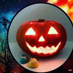 #halloween #хэллоуин #дети #поделки #тыква #kids #kinder #diy #basteln #kürbis