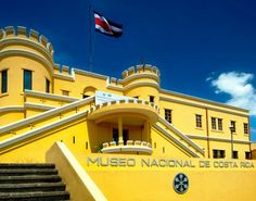 National Museum of Costa Rica in San Jose