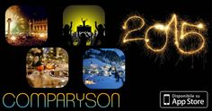 #capodanno2015! compare & enjoy on #COMPARYSON! #newyear