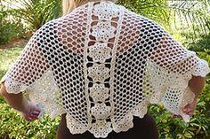 Ravelry: Crochet Flower Shawl pattern by Kristin Omdahl