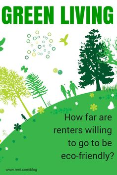 86% of renters would prefer an eco-friendly apartment to one that is not. That means that despite a possibly higher price, most Americans prioritize green living. Way to go America! #gogreen #ecofriendly