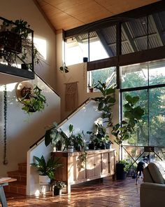 breathtaking interior ideas for modern house design - decoration - 41 . - stunning interior design ideas for modern house design – decoration – stunning interior - Home Design Decor, Modern House Design, Interior Design Living Room, Contemporary Design, Interior Design Plants, Green House Design, Design Ideas, Modern Wood House, Contemporary Rustic Decor