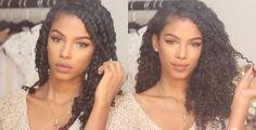 Zo Creëer Je De Perfecte Twist Out - Curly Hair Talk