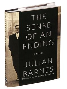 """Julian Barnes's new novel, """"The Sense of an Ending,"""" is on the short list for the Man Booker Prize, to be announced on Tuesday."""