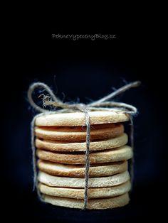 Citronové sušenky Lemon Cookies, Biscuits, Breakfast, Sweet, Blog, Christmas, Kids, Lemon, Crack Crackers