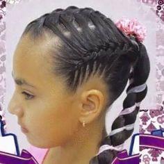 Hoy en nuestro canal de YouTube este bello #peinado #colorintv #girls #cucuta #tresses #treccia #trenzas #braid #braids #girls #hair