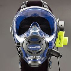 WANT  I so want this.  OCEAN REEF Neptune Space G. Diver + GSM Full Face Scuba Mask