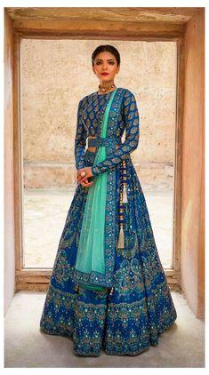 Green Lehenga, Lehenga Skirt, Lehnga Dress, Lehenga Blouse, Silk Lehenga, Anarkali Gown, Ghagra Choli, Party Wear Indian Dresses, Indian Gowns Dresses