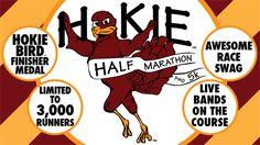 Runaboutsports.com info for Hokie Half