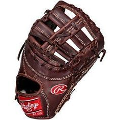 Rawlings Primo 13-Inch First Baseman's Mitt, Right-Hand Throw (PRMFB) by Rawlings. Save 31 Off!. $399.95. Rawlings Primo gloves are two layers of the finest Italian leather work in tandem to create a pocket built for performance at your position.  The patented dual core layers support each other for added durability and comfort while breaking in to form the ultimate pocket.  Additionally, break points are strategically placed within the pattern to allow your hand to close in the way t...
